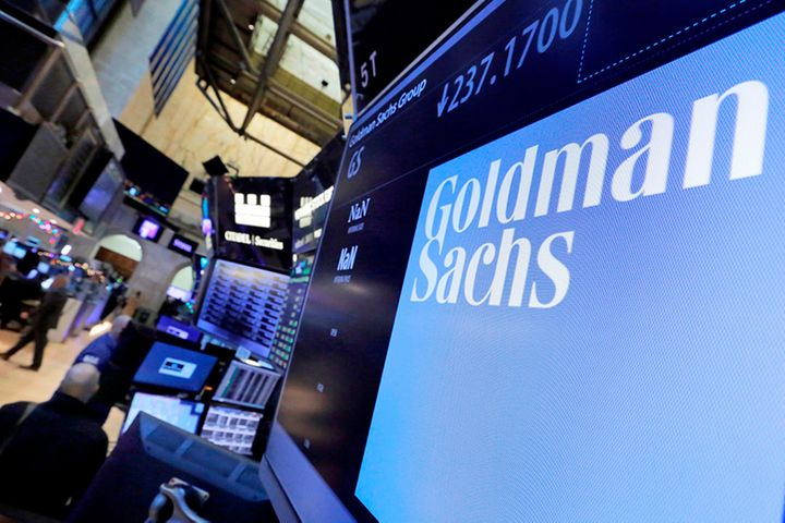 Goldman Sachs Bids for Majority Stake in Its China Securities JV