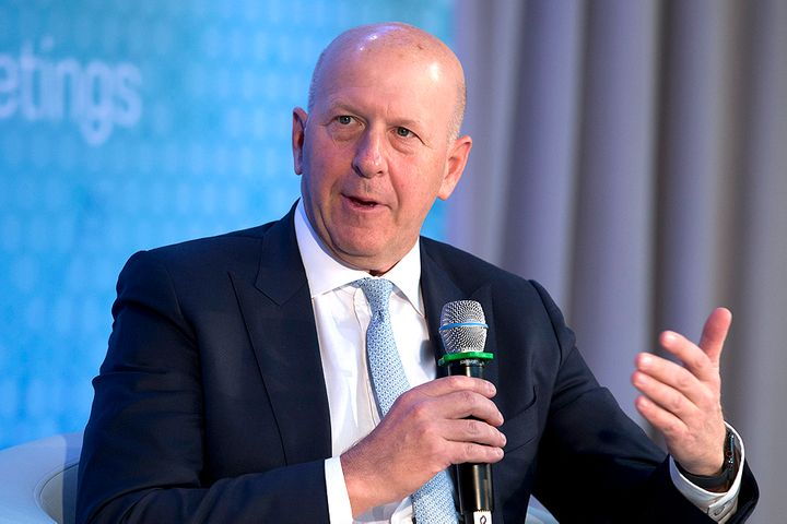 Goldman Sachs Eyes Boosting China Investment, CEO Says