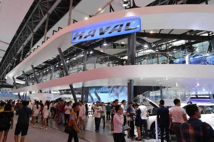 Great Wall Motor's Sales Grow 2.33% in First-Half, Notwithstanding a Dip in June