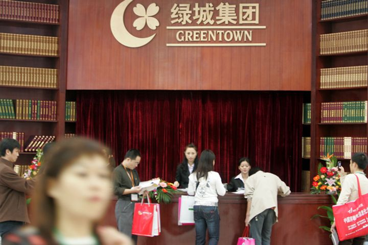 Greentown Co-Founder Quits Developer, Sells Entire Stake for USD269 Million