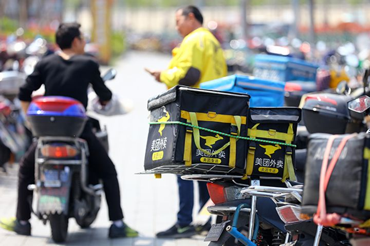 Growth Eases in China's Take-Out Market as Couriers Hike Fees