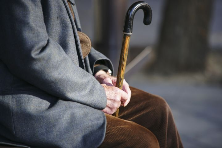 Growth of China's Graying Hit Record Last Year
