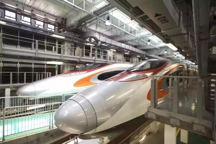 Guangzhou-Shenzhen-Hong Kong High-Speed Rail Will Trial April 1