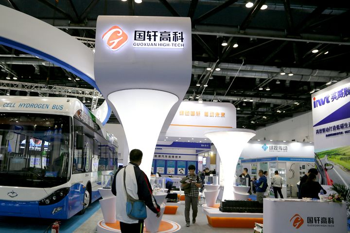 Guoxuan to Invest USD783 Million to Expand Lithium Battery Capacity