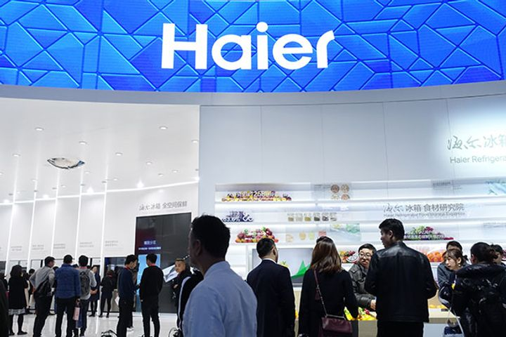 Haier Aims to Rinse Russian Market With New Washing Machine Plant