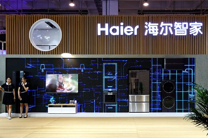 Haier Boosts First-Half Income Overseas as Chinese Appliance Market Slips