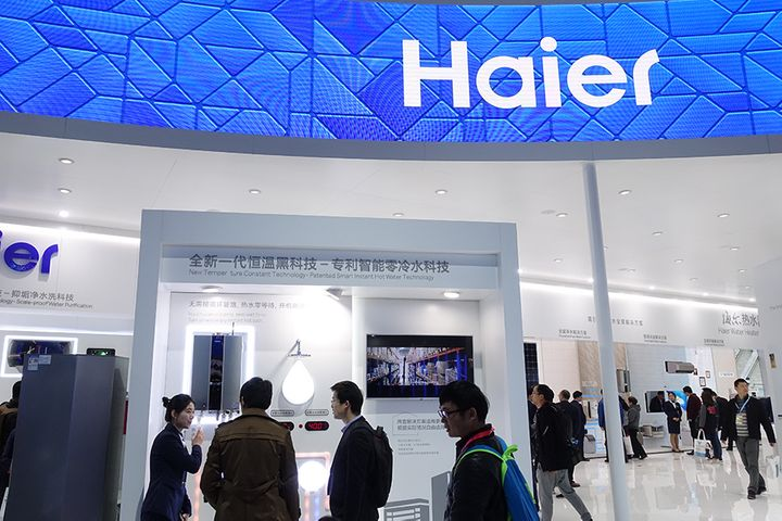 Haier Electronics Shares Gain 9.4% on Plans to Privatize