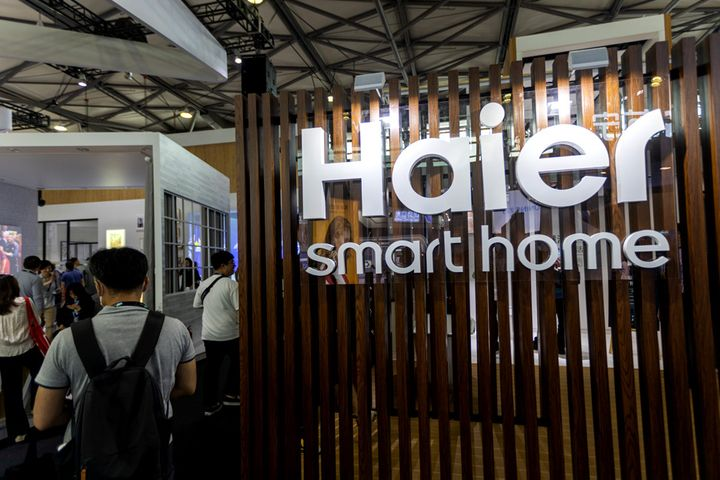Haier Says It's Mulling Restructuring But Has No Firm Plans in Place