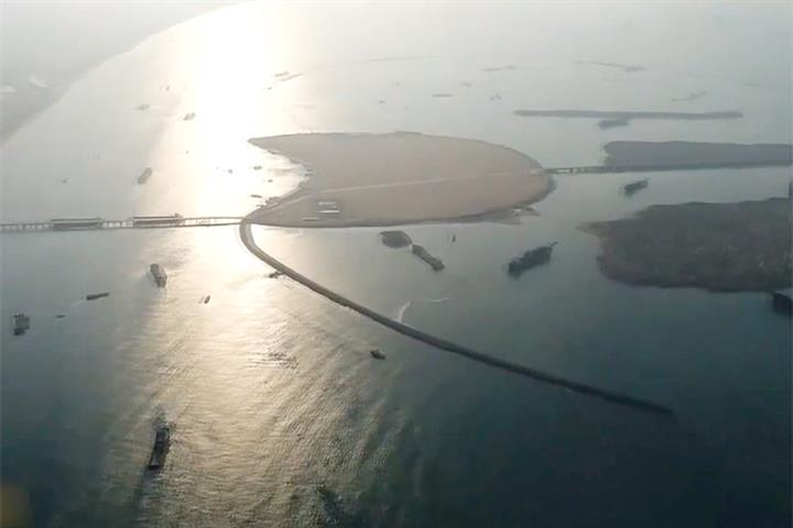 Hainan Environment Watchdog Sanctions Illegal Land Reclamation