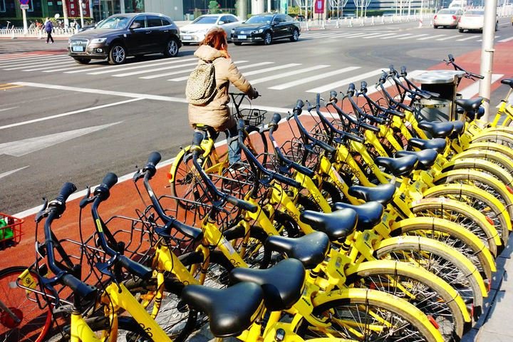 Hangzhou to Slash Number of Shared-Bikes by One-Third This Year