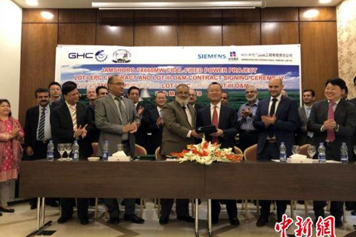 Harbin Power Wins Its First Bid for Large Pakistani Coal Thermal Power Project