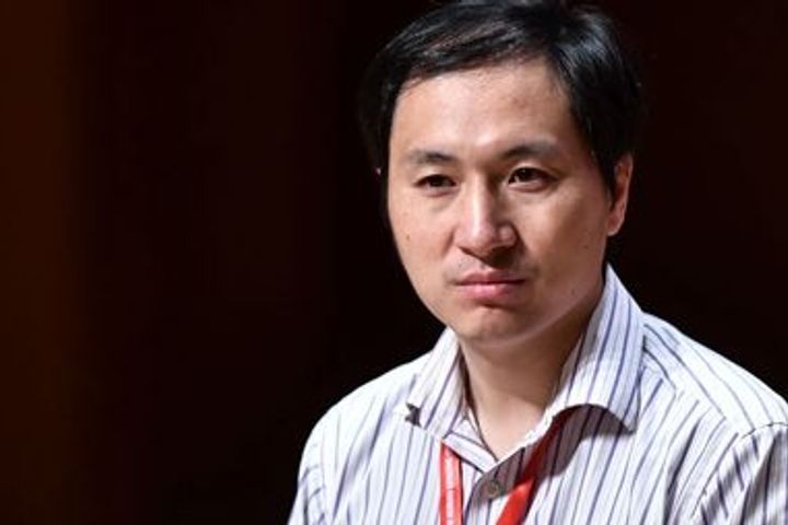 He Jiankui Gets 3 years for Illegal Human Embryo Gene-Editing