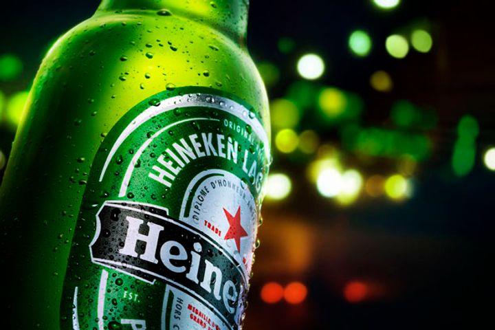 Heineken Toasts China Partnership With 40% Stake in Snow Beer Owner