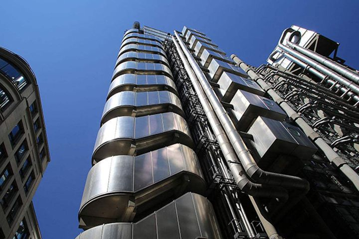Hengli Hitches Hopes on Weak Pound in USD216 Million Purchase of Lloyds London HQ