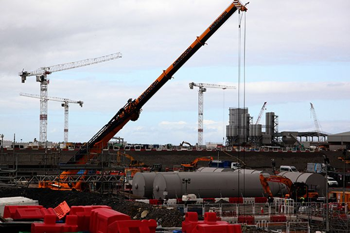 Hinkley Point C Nuclear Power Station Construction Is Progressing Well, Chinese Contractor Says