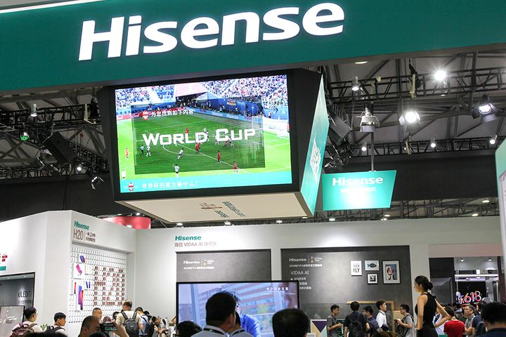 Hisense TV Unit Cuts Net Profit by 82% in First-Half as Toshiba Deal Weighs Down on Performance