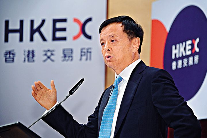 HKEX CEO Charles Li Alerts Investors to Risks Associated With Investment in Biotech Firms