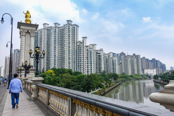 Home Prices in Smaller Chinese Cities Grew Slower Last Month