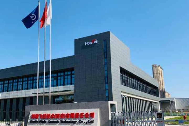 Honeywell Forms China Joint Venture to Build Flight Control System for C919 Jet