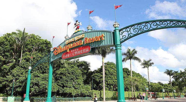 Hong Kong Disneyland Has Sixth Annual Loss After Pandemic Forced Closure