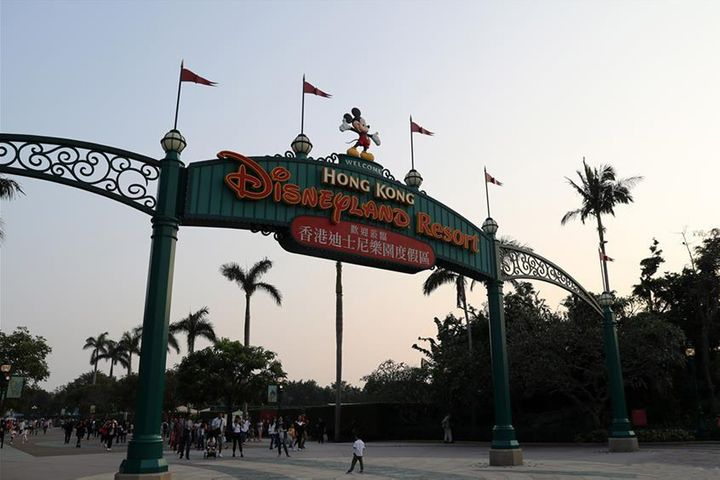 Hong Kong Disneyland Logs Fifth Straight Year in Red