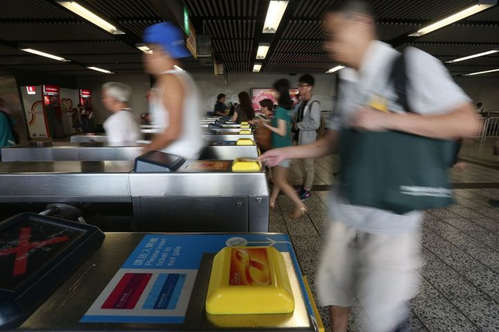 Hong Kong's MTR Will Allow Travelers to Purchase Tickets With WeChat Pay HK