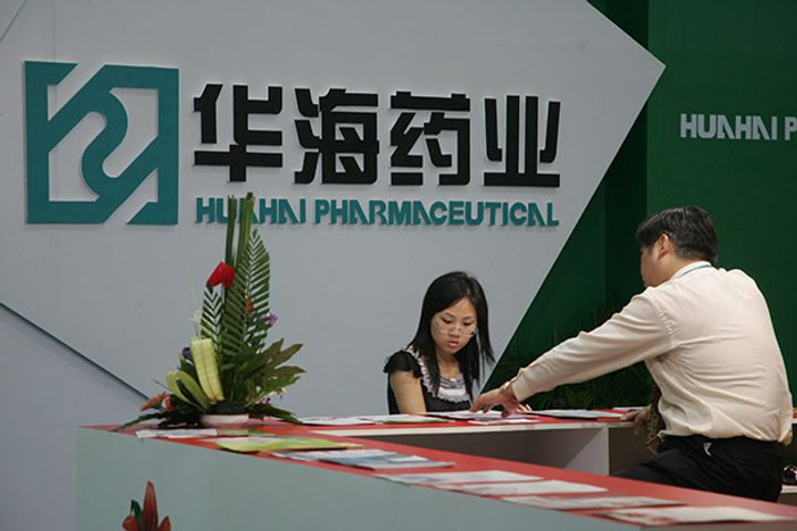 Huahai Pharmaceutical Doubles First-Half Income, Plans to Boost Domestic Sales