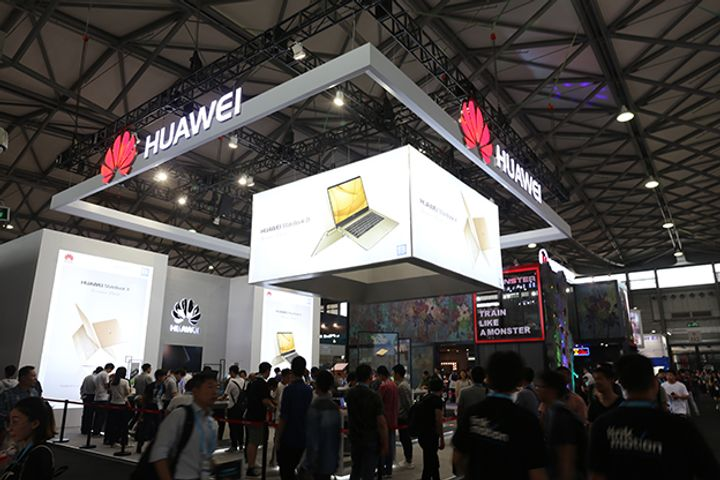 Huawei Bests Apple to Become Second Largest Smartphone Brand