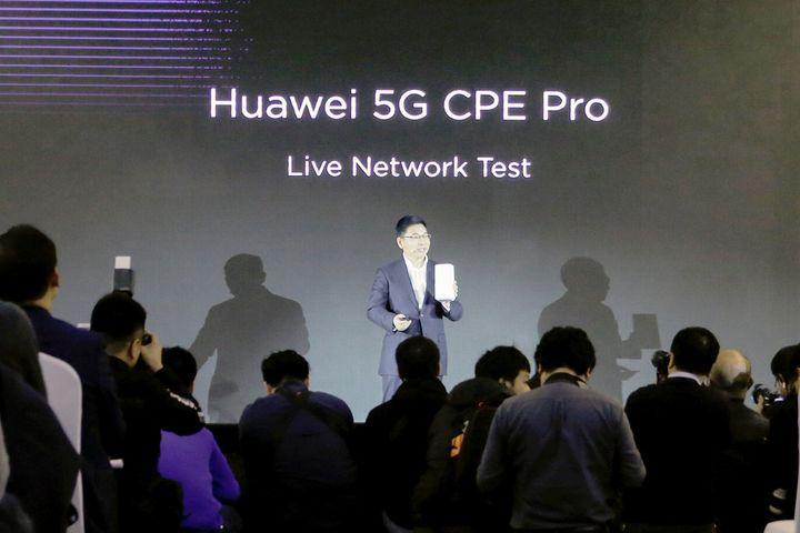 Huawei Debuts Its First 5G Base Station-Targeting Chip