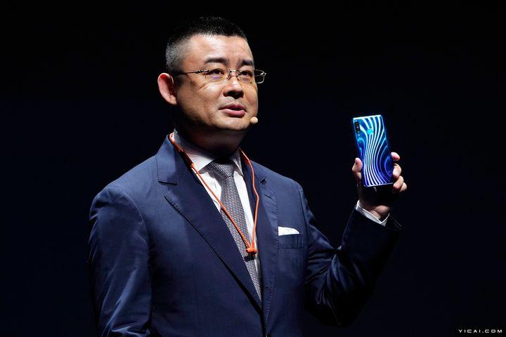 Huawei Debuts P30 Phones in Japan