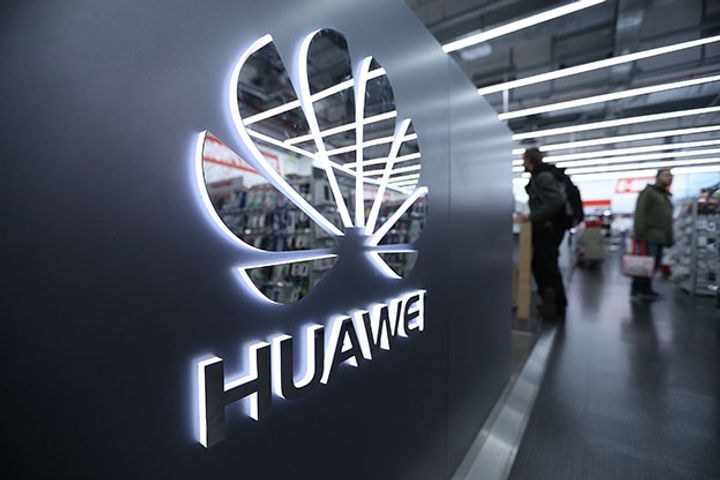 Huawei's Profit Rose by a Quarter Last Year as Revenue Topped USD100 Billion