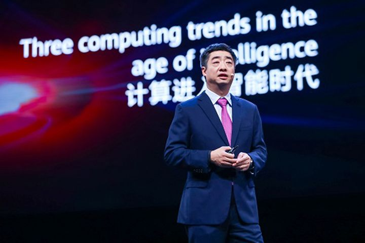 Huawei Extends AI Footprint With Launch of World's Fastest Training Cluster