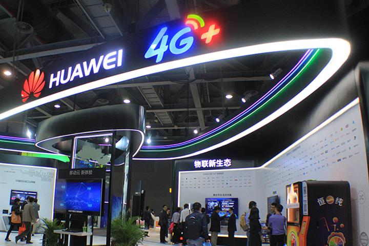 Huawei Falls Back on 4G as It Waits Out US Sanctions, Source Says