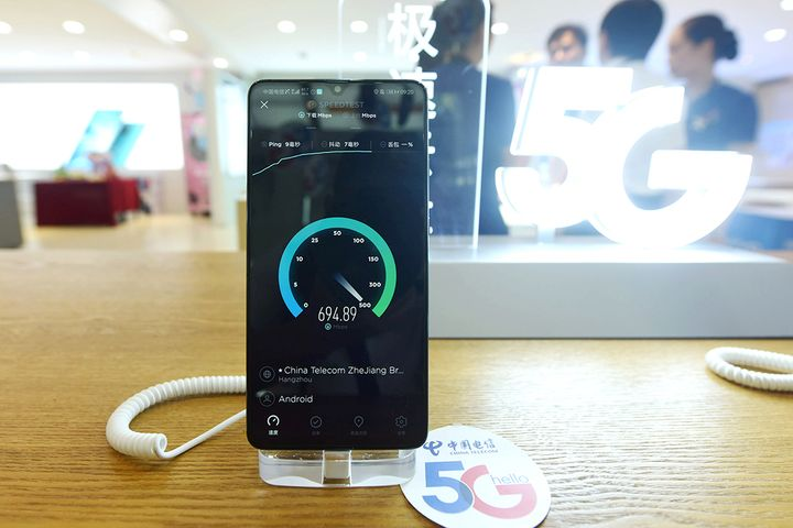 Huawei's First 5G Handset Flies off the Shelf Priced at USD880
