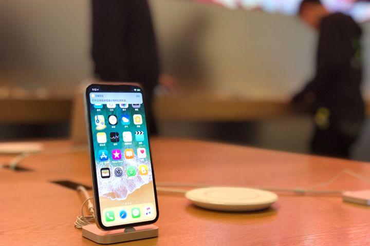 Huawei Gloats as Apple Denies Deleting iPhone X
