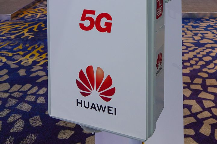 Huawei Is Building Nearly Two-Thirds of World's 5G Base Stations, Executive Says