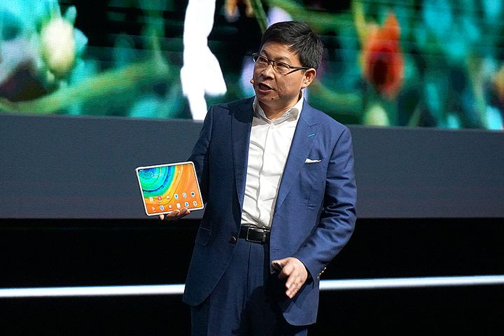 Huawei's MatePad Pro to Undercut iPad Pro by USD430