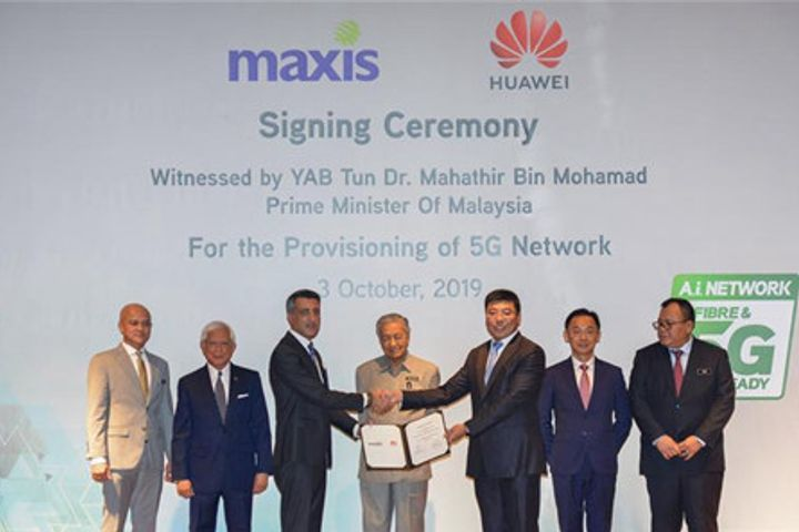 Huawei, Maxis Collaboration Set to Boost Malaysia's 5G Drive