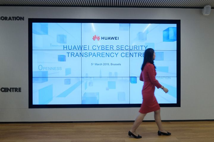 Huawei Opens Cybersecurity Transparency Center in Brussels to Step Up Soft Power