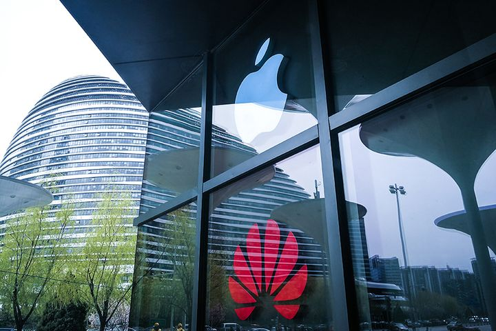 Huawei Outstrips Apple in Premium Phones in China
