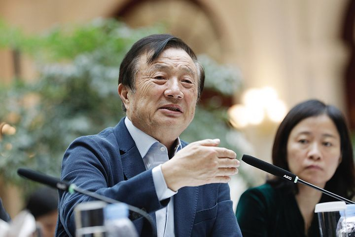 Huawei Refashions Consumer, Carrier Businesses to Achieve Victory, Founder Says