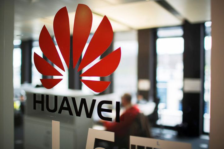 Huawei Shrugs Off US Woes by Boosting This Year's Revenue
