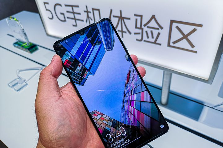 Huawei Sold More 5G Phones Than Samsung in 2019