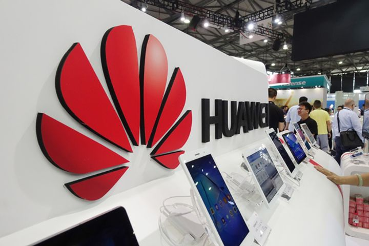 Huawei to Release First 5G Handset Around June, Executive Says