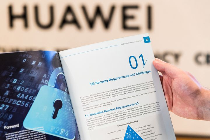 """Huawei to Roll Out 5G """"the European Way"""""""