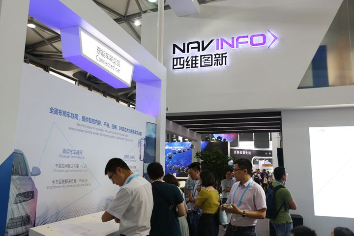Huawei to Work with Navinfo on 5G Autopilot, IoV