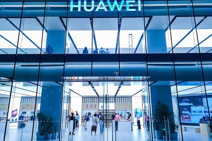 Huawei Unveils 5G Handset in UK