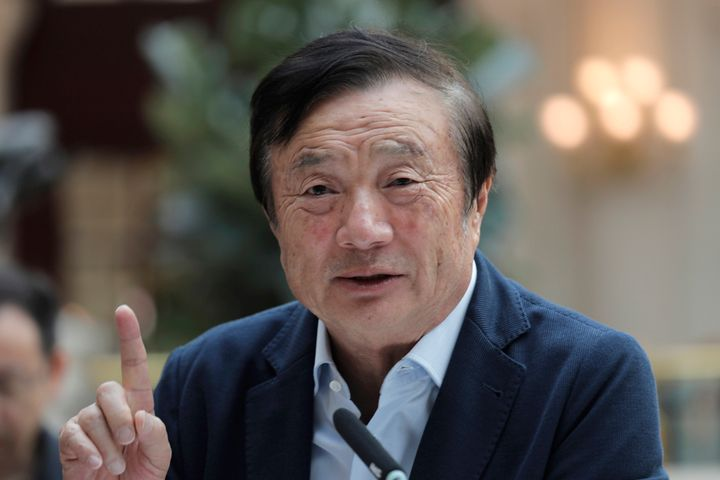 Huawei Will Maintain Normal Supply From US Firms, Founder Ren Says