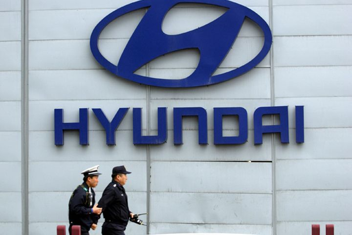 Hyundai Motors' China JV Cuts 2,000 Workers, Plans Plant Closure, Staff Say