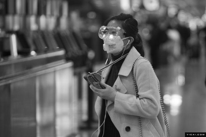 Images of Beijing Under Shadow of Novel Coronavirus